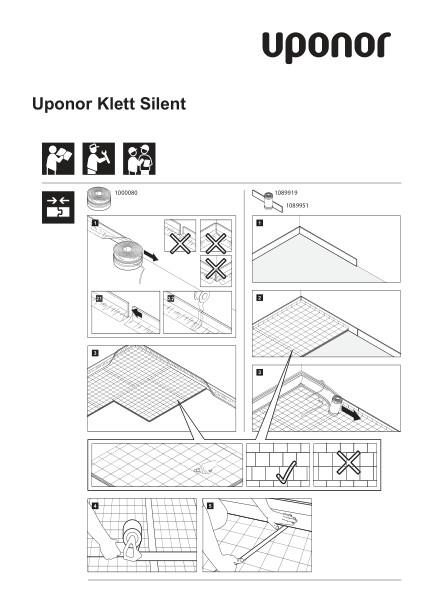 Uponor Klett Silent