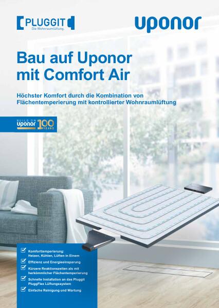Uponor Comfort Air Produktbroschüre