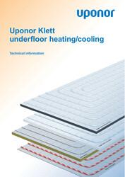 TI Klett underfloor heating/cooling EN 1091653