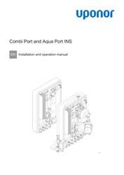 IOM Combi Port and Aqua Port INS EN 1121211 v2
