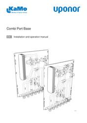 IOM Combi Port Base EN 1095280 v1