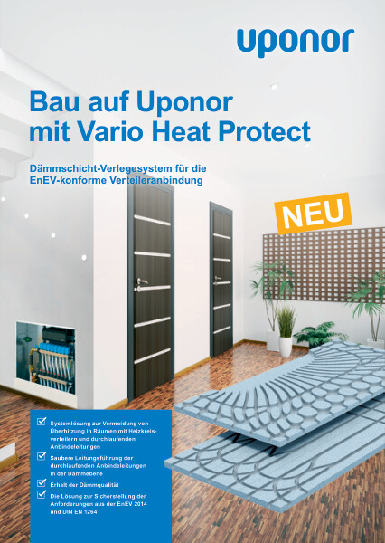 Uponor Vario Heat Protect