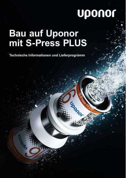 Uponor S-Press PLUS