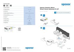 QG Smatrix Wave Smart Home Gateway R-167 EN RU 1093389 062018