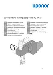 IOM Fluvia T pumpgroup Push-12 TH-G 1095413