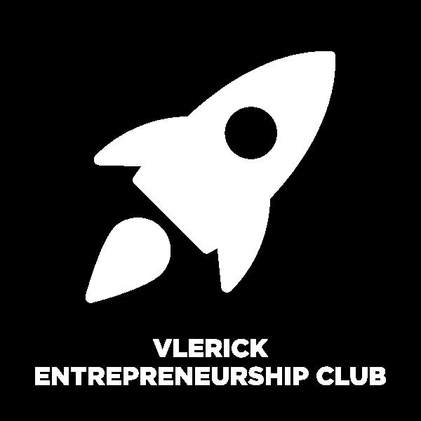 Vlerick Entrepreneurship Club icon white