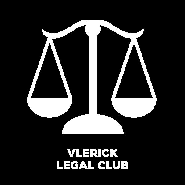 Vlerick Legal Club icon white