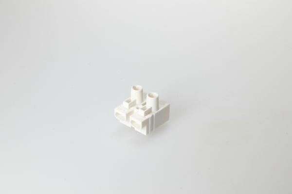 Adels Schroef-steekklem 2-polig