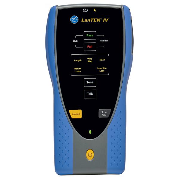 TREND Networks LanTEK IV 500 Mhz certifier
