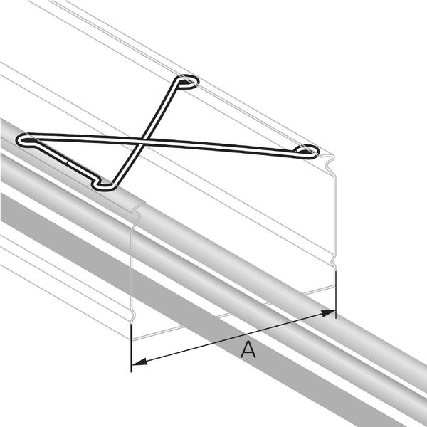 Pflitsch Mini-kanalen Kabelhouder