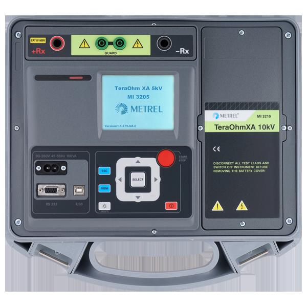 Metrel Isolatieweerstandmeters TeraOhm XA