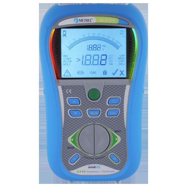 Metrel Isolatieweerstandmeters Smartec