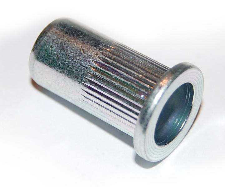 Tip Blindklinkmoeren aluminium Normale kop