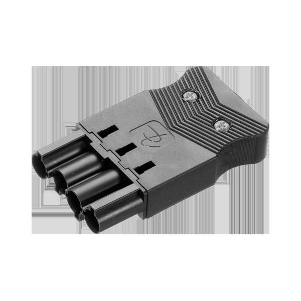 Adels Vlakstekers 4-polig 1,5mm