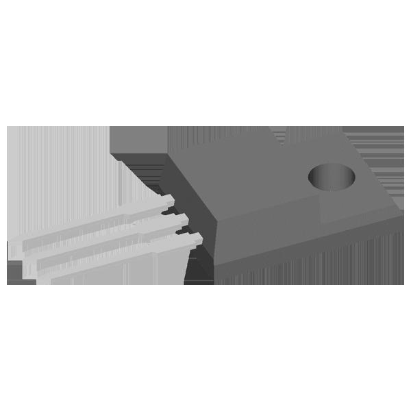 IXYS Power Thyristor high efficiencys 1200V