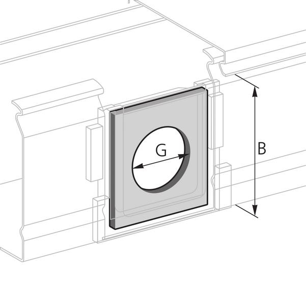 Pflitsch Mini-kanalen Kanaalplaatje