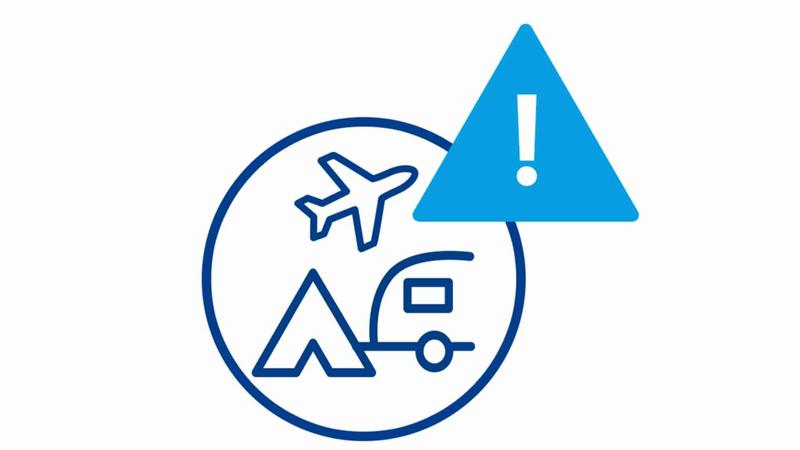 Beperkt toegankelijk voor vakantiegangers uit Nederland