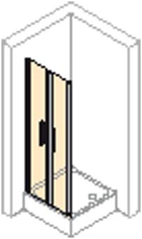 PENDELDR(ZYW) 100X190 CHR/HELD