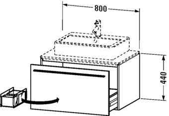 ONDERB.60X54,8X44 1L.WIT-LAK