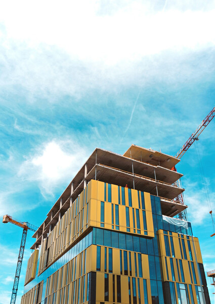 LOFT_Stock Image_Construction Building Site