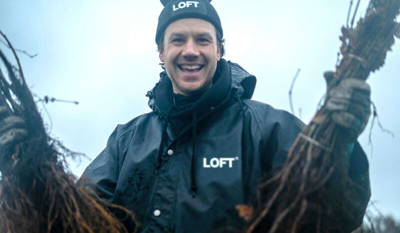 Ben Hall, Gone West Tree Planting (North)