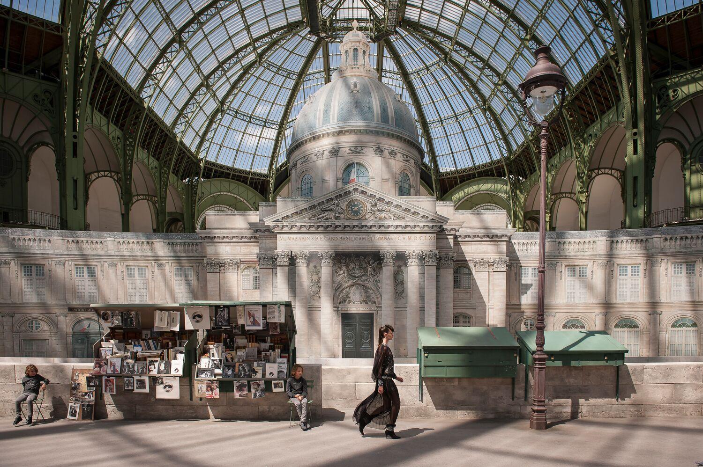 Chanel Haute Couture W F/W18-19