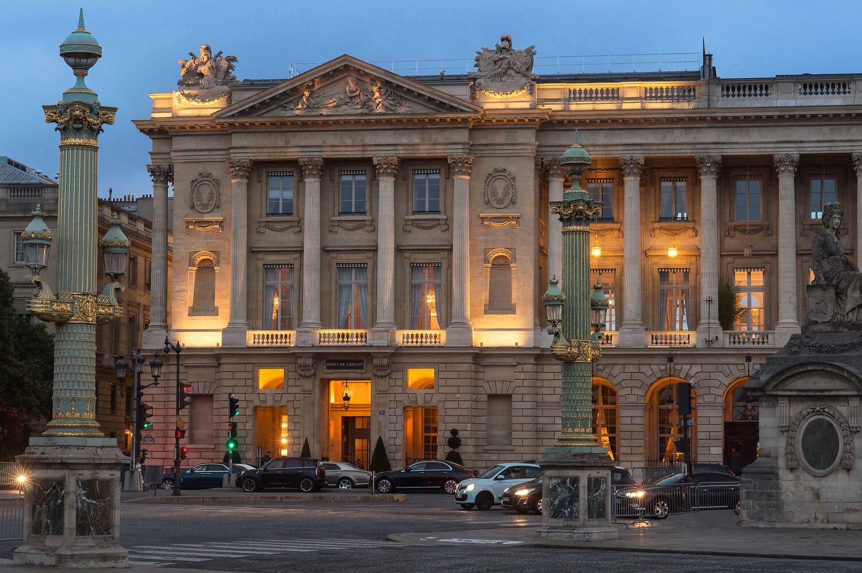 Soirée de Ré-Ouverture Hôtel de Crillon