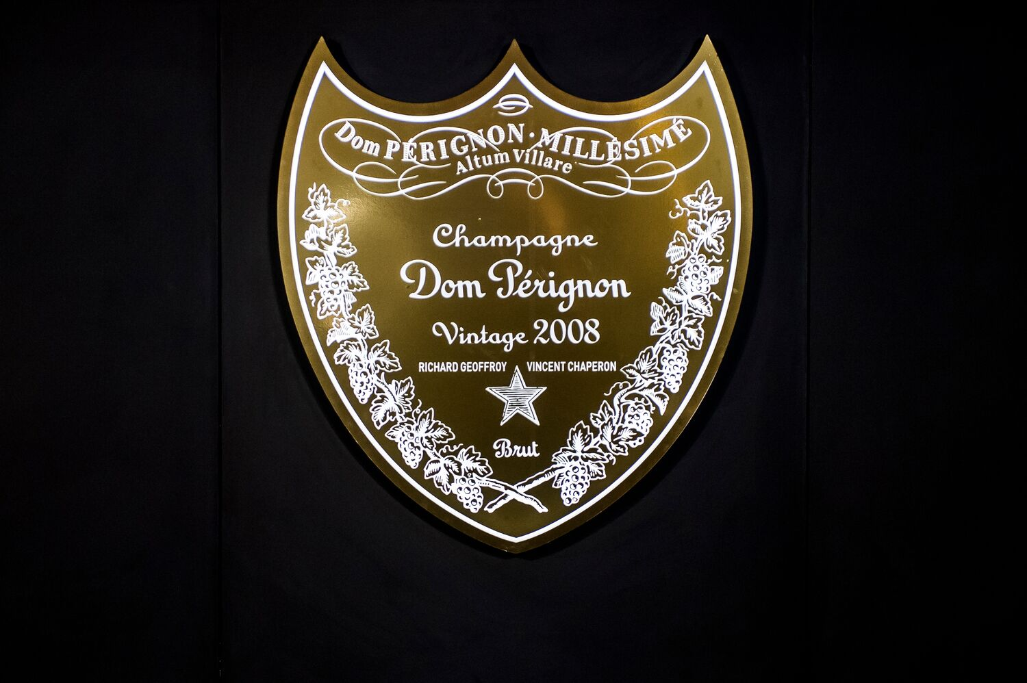 Dom Pérignon 2008 Vintage Launch, Dinner & Cellar Master Handover