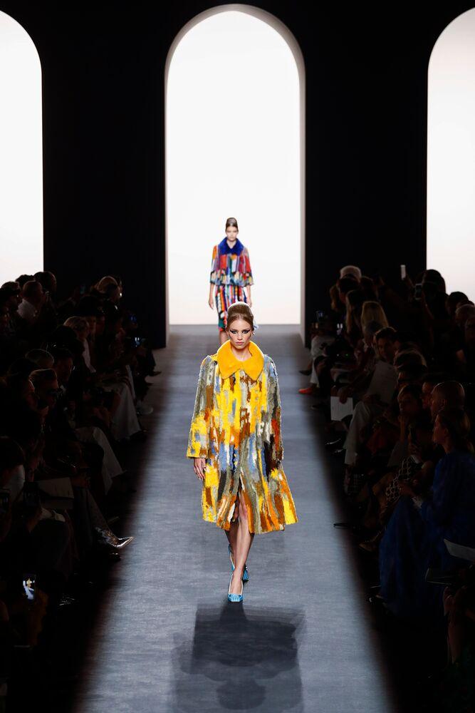 Fendi Couture W F/W18-19