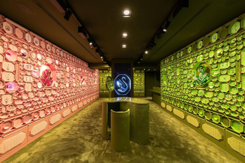 Swarovski 'Instant Wonder' Store Concept