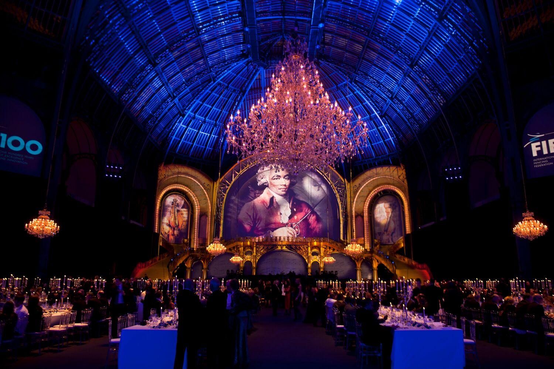 Fédération Internationale d'Escrime 100th Anniversary Gala